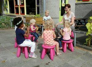 beroepscode kinderopvang veenendaal