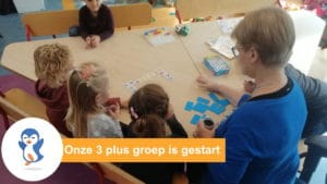 3 plus groep van kinderopvang Spelendwijs Veenendaal