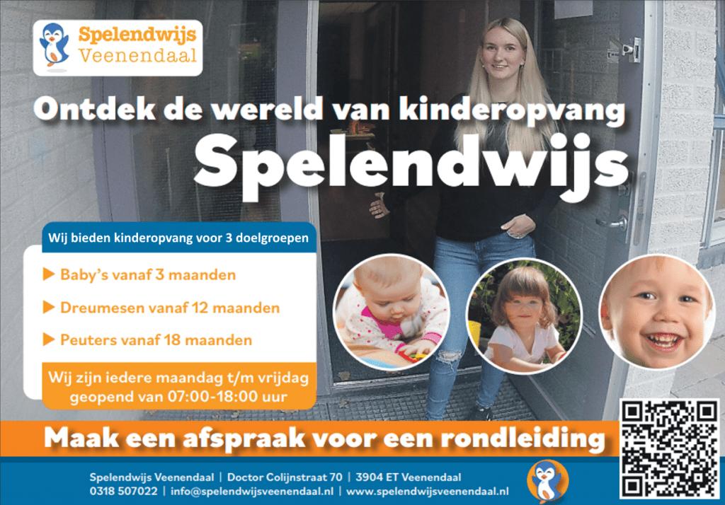 aanmelden kinderopvang Veenendaal
